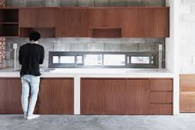 modern family kitchen building a modern family home on a small budget bdhouse