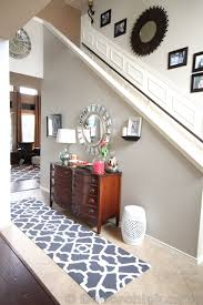Small Runner Rug Captivating Entryway Runner Rug With Best 25 Entryway Rug Ideas On