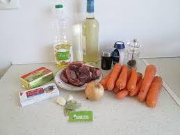 cuisiner une joue de boeuf joue de boeuf aux carottes et vin blanc yannick v