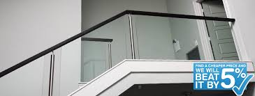 Stainless Steel Banister Rail Stainless Steel Stair Parts Modern Stair Railing Components