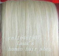 white hair extensions white clip in human hair extensions weft hair