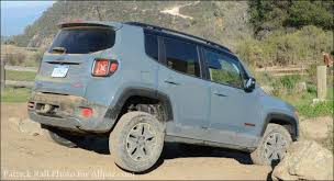 jeep renegade problems 2015 jeep renegade preview road and on road with competitive