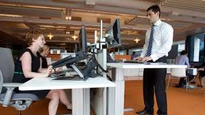 Standing Vs Sitting Desk Standing Desk Fight Sitting Disease Improve Productivity And