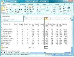 tutorial excel basic 2007 excel tutorial perfectpergola club