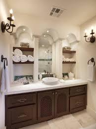 Cool Shelf Ideas Bathroom Creative Elegant Shelves And Cabinet Bathroom Cool