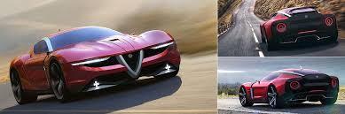 the retro chic 2015 alfa romeo 4c retro chic and cars