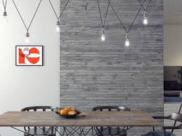 Sharp Contrast Defines The Kitchen 3 One Bedroom Homes With Sharp Geometric Decor