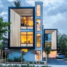 modular homes interior mutable crossbox a cantilevered modular house cg architectes small