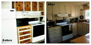 Mobile Home Kitchen Makeover - mobile home makeover my little www mylittlerivercabin blogspot