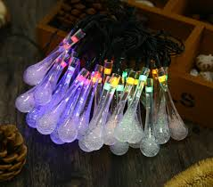 Solar String Lights Outdoor Patio by Online Buy Wholesale Solar String Lights Outdoor Patio From China