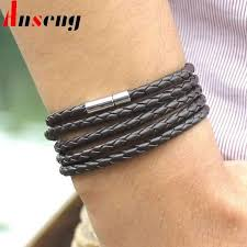 chain link charm bracelet images Boys men punk sproty chain link charm bracelet bangles fashion jpg