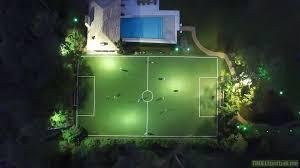 Football Field In Backyard Backyard Soccer Field Troll Football