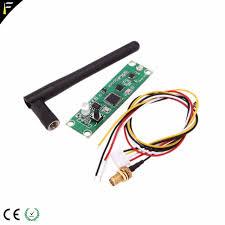 dmx light board controller wireless dmx512 receiving pcb board stage light controller receiver