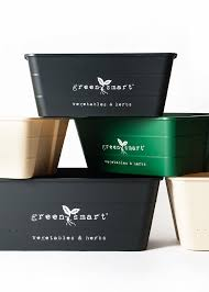 greensmart self watering pot u2014 everyday vegan