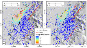 Jalisco Mexico Map Remote Sensing Free Full Text Land Subsidence Ground Fissures