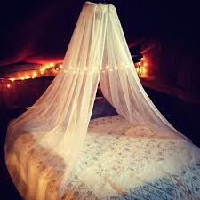 Bed Canopy With Lights 10 Best Diy Canopy Beds Room Bath