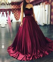burgundy ball gowns burgundy wedding dresses sweetheart dress