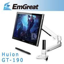 Tablet Desk Mount by Huion Gt 190 19
