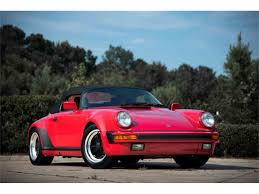 porsche convertible 1989 porsche 911 for sale on classiccars com