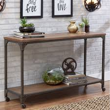 Entryway Console Table by Narrow Entryway Console Table