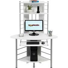 Corner Computer Workstation Desk Wooden Corner Computer Desk Cool Wooden Corner Computer Table
