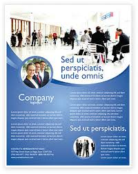Free Flyer Templates Word business environment flyer template background in microsoft word