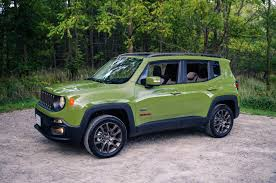 jeep renegade trailhawk lifted review 2016 jeep renegade 75th anniversary edition canadian