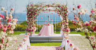 wedding arches decorated with flowers 50 beautiful wedding arch decoration ideas praise wedding