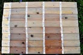 How To Age Wood With Paint And Stain Simply Swider by How To Use Vinegar And Steel Wool To Make Different Wood Stains