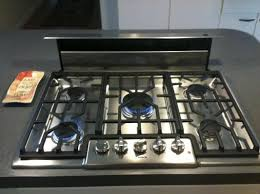 30 Gas Cooktop With Downdraft Gas Stove Top With Pop Up Vent Google Search Mcm Project