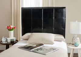 leather upholstered headboards perfect leather headboards u2014 derektime design leather headboards