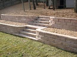 Retaining Wall Stairs Design Retaining Wall Steps Retaining Wall Retaining Wall