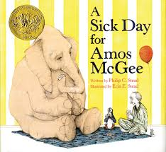 a sick day for amos mcgee philip c stead macmillan