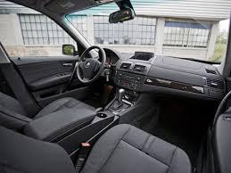 si e bmw 2008 bmw x3 3 0si bmw luxury compact suv review automobile magazine