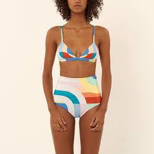 high waisted swimsuits 10 best high waisted bikinis rank style
