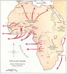 Moving From Coast To Interior Regions Of Sub Saharan Africa Sahel Interior Tracing African Roots
