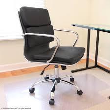 wrought studio kendall leather desk chair u0026 reviews wayfair