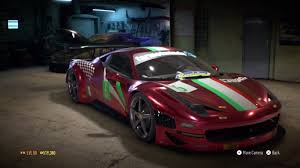 458 gt3 specs need for speed 2015 458 gt3 970 hp build max