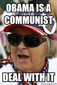 Tea Party Meme - party lady