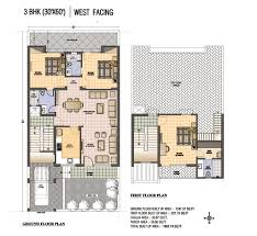 30 50 house plans east facing design by 60 3d 40x luxihome