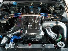 nissan skyline r34 engine 732 whp street legal r32 skyline gets loose on u s shores