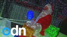 christmas records new york family regains most lights on a
