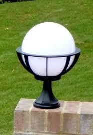 outdoor light globes crafts home