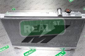 mishimoto aluminum radiator 93 98 toyota supra 2jz manual trans