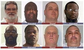 arkansas execution background on arkansas april 2017 executions death penalty
