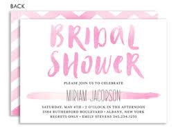 bridal shower invitations brunch personalized bridal shower invitations