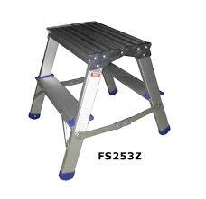 aluminium folding steps 2 tread workplace stuff
