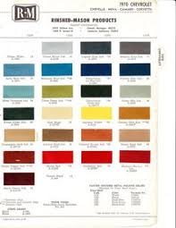 gm auto color chips auto paint colors codes pinterest