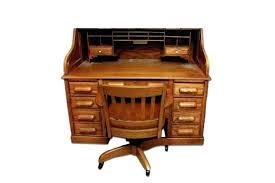 Antique Office Desk For Sale Solid Oak Desk Wood Office Antique Chair Parts Colonial Company