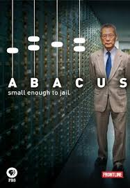 new film follows only bank charged after financial crisis youtube